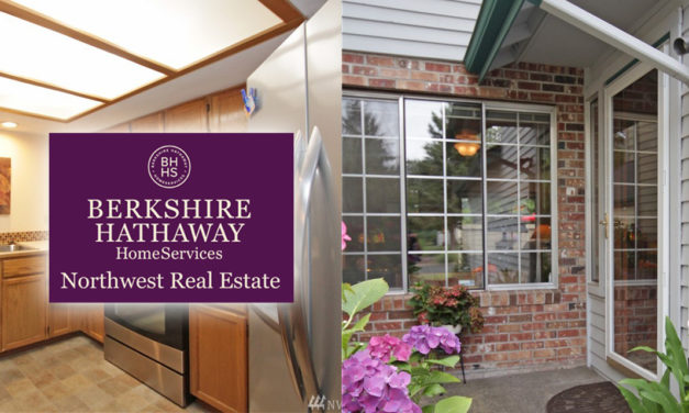 Berkshire Hathaway HomeServices NW Open Houses: Burien, Kent, Federal Way, Renton