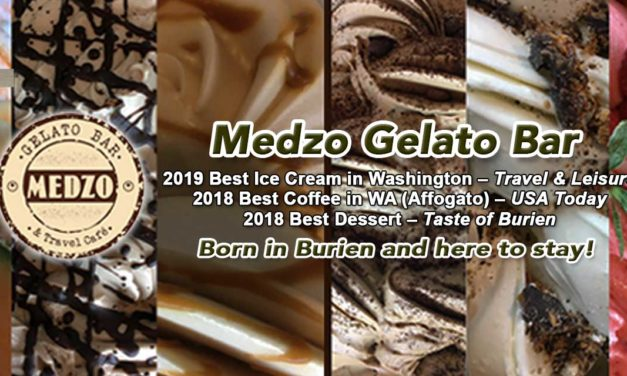 Medzo Gelato: Born in Burien and Here to Stay!