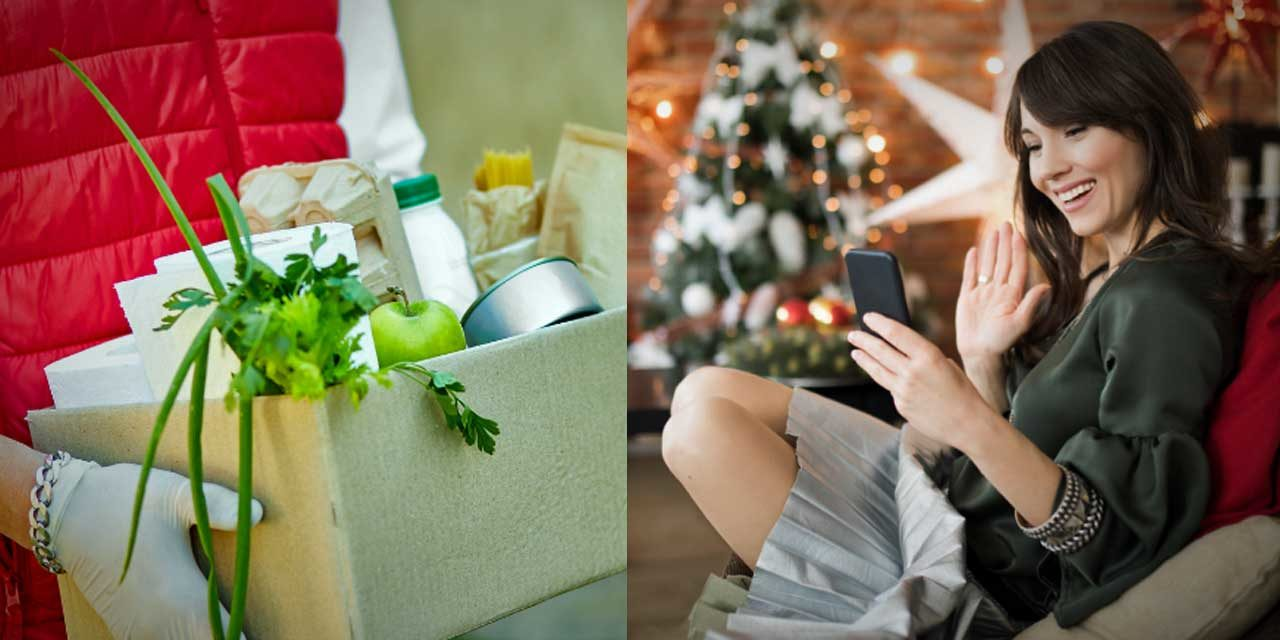 A very Covid-Christmas: Staying connected during the 2020 holidays