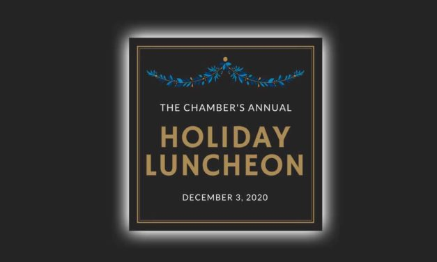 REMINDER: Seattle Southside Chamber's online Holiday Luncheon is this Thursday